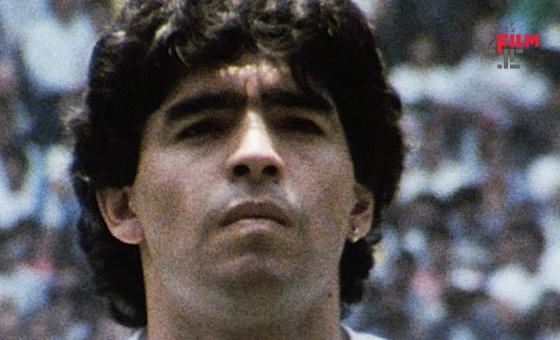 Diego Maradona trailer | Film4