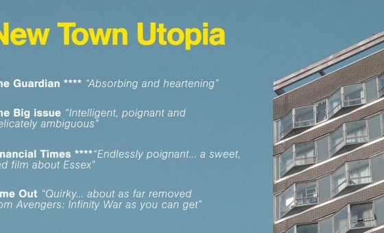 New Town Utopia (Theatrical trailer)
