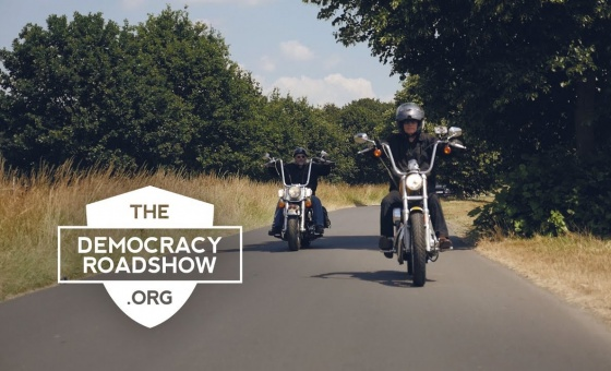 The Democracy Roadshow 2018 | Chris Williamson MP