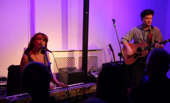 52 Hertz   Performed By Kathryn Roberts And Sean Lakeman