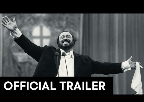 PAVAROTTI - Official Trailer [HD]
