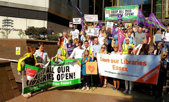 save the libraries